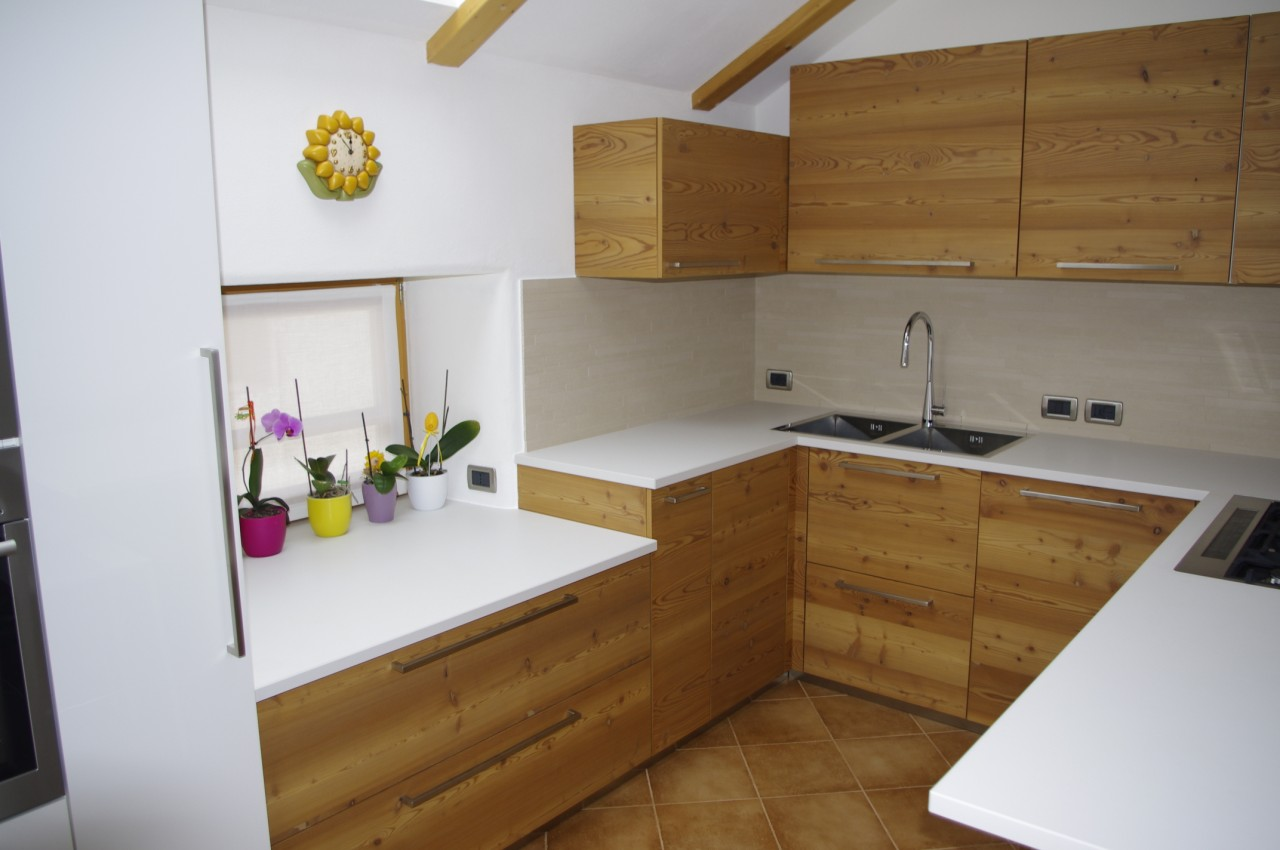 Beautiful cucine country torino photos ideas design - Cucine in veranda ...