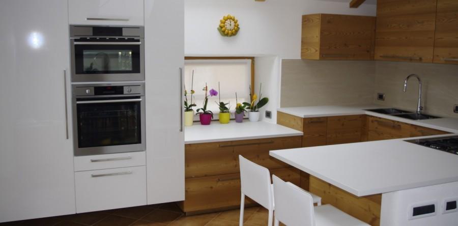 cucina design su misura | Falegnameria Gasperi