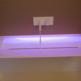 Bagno in solid surface