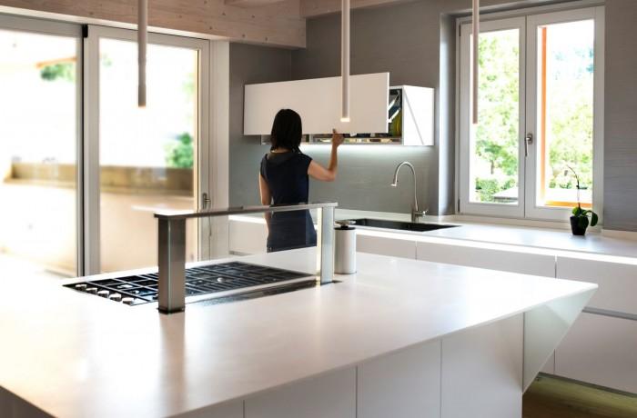 Cucina e bagno in acrilico