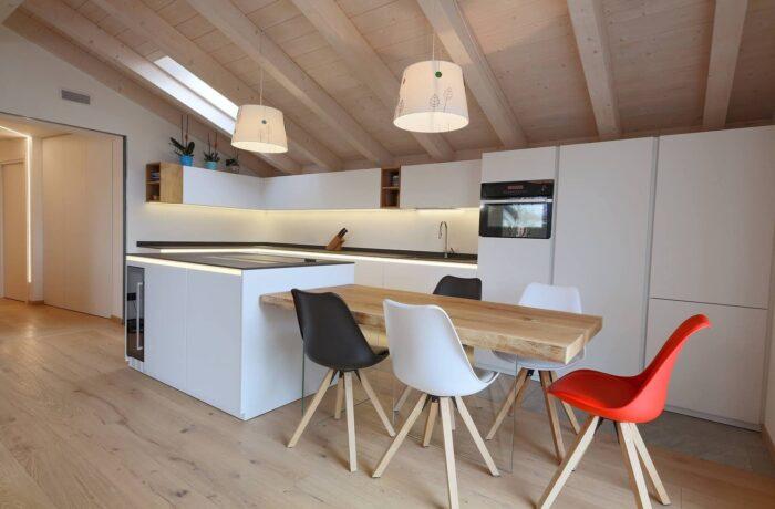Cucina Baselga di Pinè ( Aprile 2018 )